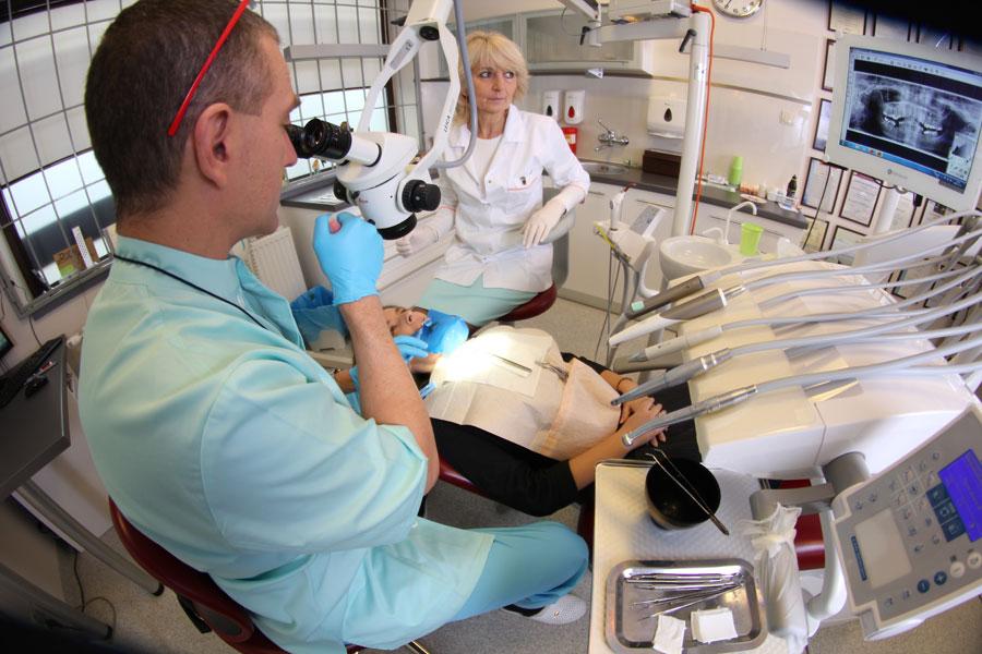 Endodoncja, czyli leczenie kanałowe