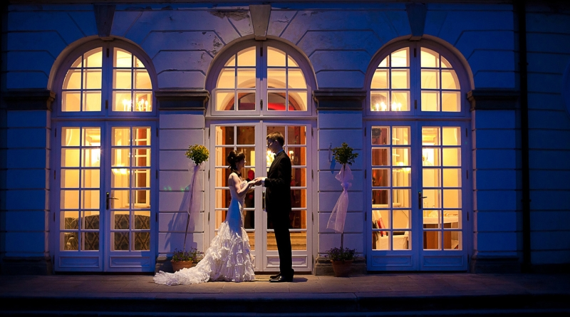 fotografia ślubna na wysokim poziomie