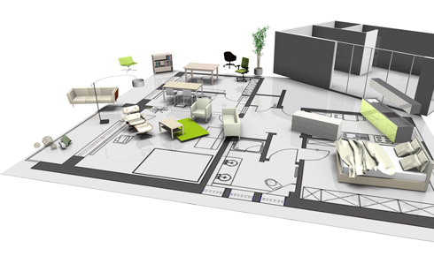 Projekt domu przy pomocy dobrego oprogramowania