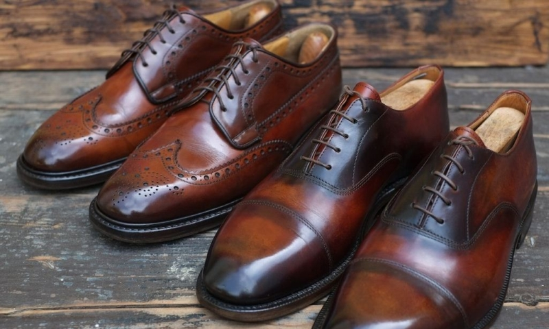 Klasyka męskiego obuwia z Włoch