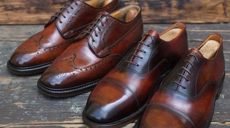 dobrej jakości buty włoskie