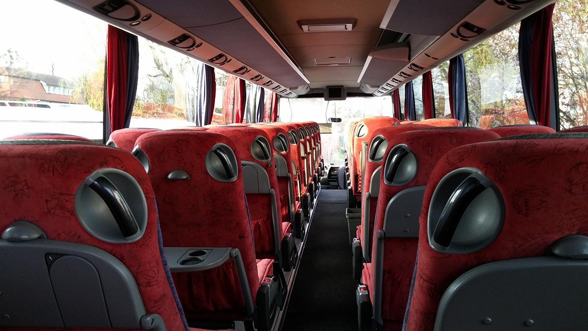 Transport drogowy sposobem podróżowania