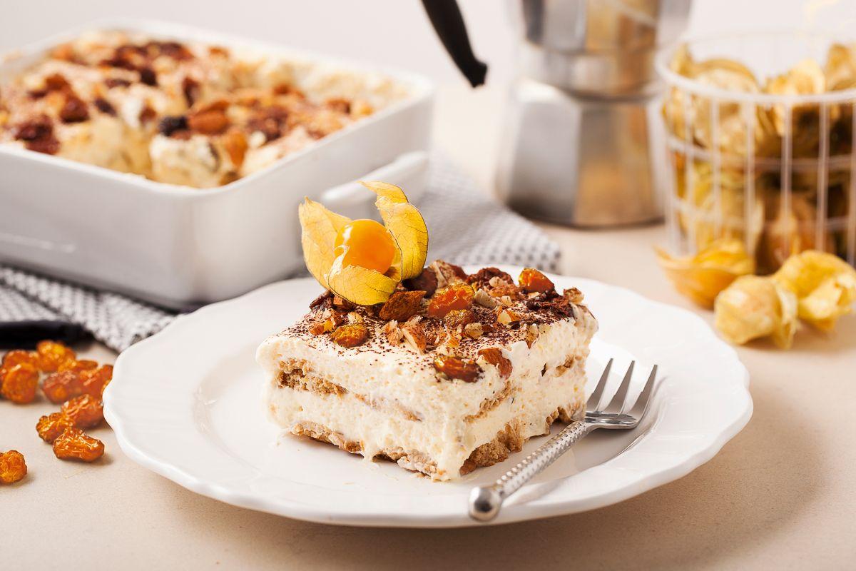 Pyszne ciasta niewymagające pieczenia