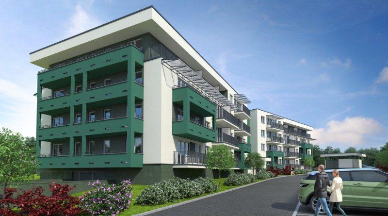 Nowa Huta - nowe mieszkania z terminem oddania lipiec 2019