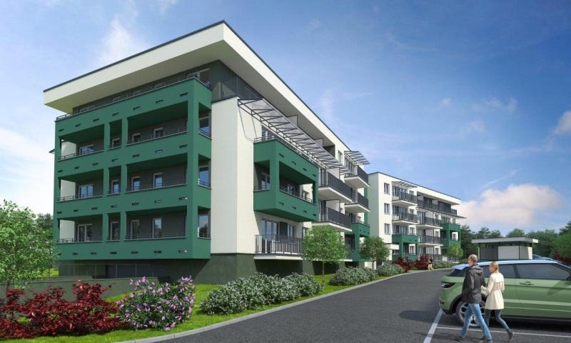 Polacy kupują mieszkania