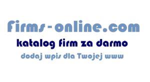 katalog firm za darmo