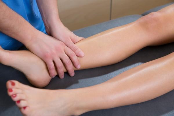 masaz limfatyczny nog